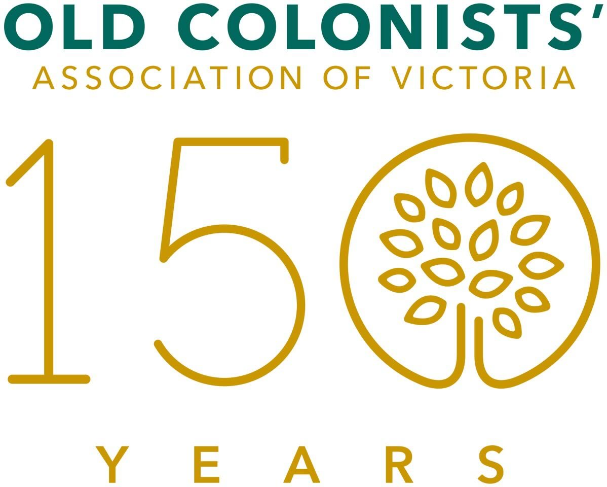 Critical Information - Old Colonists' Association of Victoria